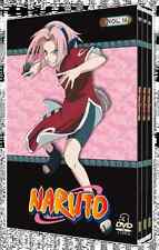 11007//COFFRET 3 DVD NARUTO VOLUME 16 NEUF SOUS BLISTER