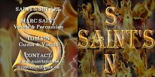 SAINT'S SIN - **W.T.T.L.** --- CD - ACOUSTIC / UNPLUGGED ROCK AND MORE - NEU!!!