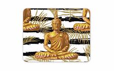 Statue de Bouddha Mouse Mat Pad paix spirituelle Maman Soeur Cadeau Ordinateur Cadeau #8182