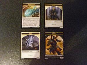 MtG Magic the Gathering Fate Reforged Spielsteine Token