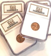 1935-D Ngc Ms-65 Rd Lincoln Cents- See Other Rare Coin Listings