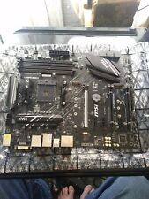MSI X470 GAMING PLUS MAX Socket AM4, AMD Motherboard - for Mining