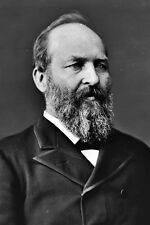 New 5x7 Photo: James A. Garfield, 20th President of the United States