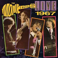 The Monkees - Live 1967 (2016)  180g Coloured Vinyl LP  NEW  SPEEDYPOST