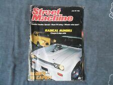 Street Machine Magazine June 1984