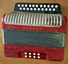 More details for hohner - erica accordian/melodeon - c-cis
