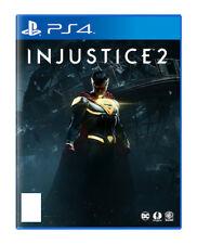 Injustice 2 (PlayStation 4, 2017)