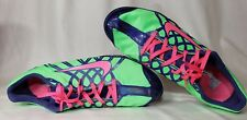 Nike Track & Field~Zoom W~Green & Pink Running Shoes~Women's 10.5