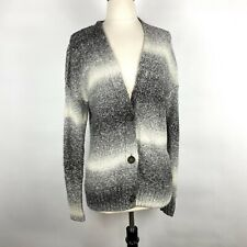 Hollister Gray White Ombre Oversized Cardigan Size XS