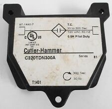 Cutler Hammer C320TDN300ATiming Control