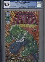 Savage Dragon Limited Series #1 CGC 9.8 Erik Larsen 1992