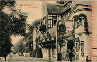 AK Bad Pyrmont, Kirchstrasse, 1909, 14/04