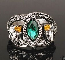 New The Lord Of The Rings Aragon Barahir Ring Men's Jewelery