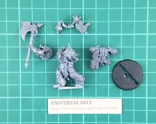 Warhammer 40K Dark Vengeance Chaos Space Marines Chosen Power Axe A5 E