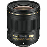 Nikon AF-S NIKKOR 28mm f/1.8G Lens