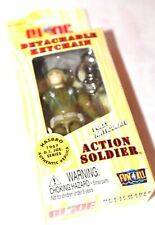 Hasbro 1998 G.I. Joe Classic Collection Action Soldier Detachable Keychain