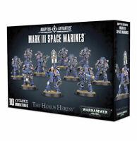 Mark III Space Marines Warhammer 40K NIB Flipside