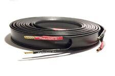 Tellurium Q Ultra Black Speaker Cable Banana to Banana 2.0m Pair