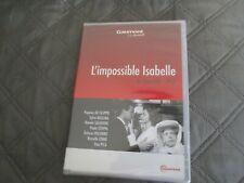 "DVD NEUF ""L'IMPOSSIBLE ISABELLE"" Peppino DE FILIPPO, Sylva KOSCINA / Dino RISI"