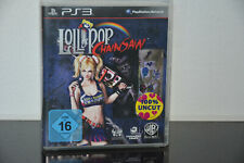 PS3 Spiel - LolliPop Chain Saw - USK 16