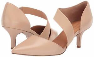 CC Corso Como Women's Denice HIGH Heel Pump, Nude, 6 M US, Nude, Size 8.0 NI1b