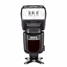 Meike MK-910 Pro i-TTL Flash Speedlight 1/8000s HSS for Nikon F Mount as SB-900