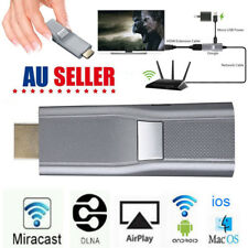 1080P Wireless WiFi HDMI Dongle Converter to HDTV Airplay DLNA Adapter TV Stick
