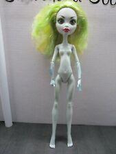 Monster High - Lagoona Blue - Skultimate Roller Maze SKRM - Nude Doll Only - #2
