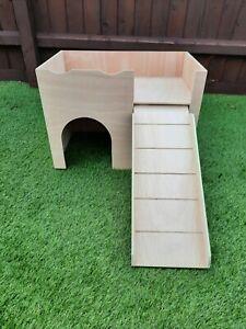 (NEW UPDATED VERSION) Large Rabbit Castle / shelter