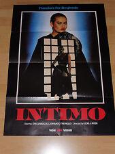 INTIMO - Video Poster A1 ´89 - EVA GRIMALDO