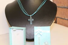 Fashion Jewellery Necklace= Cross