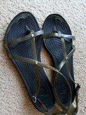 Women Crocs Sexi Flip Sandal  Original Brand , Size 9 W