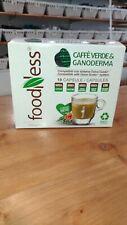 60 CAPSULE DOLCE GUSTO FOODNESS  Caffè verde e Ganoderma