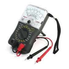 5828 Model AC DC Voltage Current Resistance Analogue Multimeter & Testing Lead