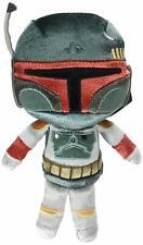 """Star Wars Boba Fett Funko Galactic 8"""" Plush!"""
