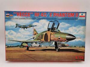 ESCI 1/72 RECCE RF4C/E Phantom II