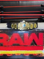 WWE WINGED EAGLE WWF CHAMPIONSHIP BELT MATTEL WRESTLING FIGURE ELITE ACCESSORY