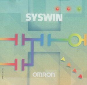 Industrial Controls PLC software OMRON SYSWIN v3.4 Bradley Direct Soft Seimens 5