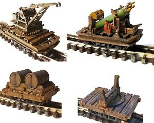 009 set of 5 wagons NE Miniatures