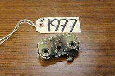 Vintage And Classic Locks Hardware For Porsche 911 For Sale Ebay