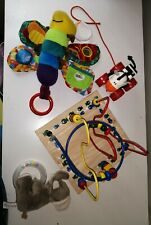 Baby Toys Bundke Lamaze Wooden