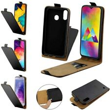 Flip Case Vertical PU Leather Cases Cover For iPhone XR XS Samsung Huawei P30 LG