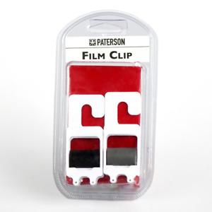 Paterson Photographic Film Clip Set - PTP 218