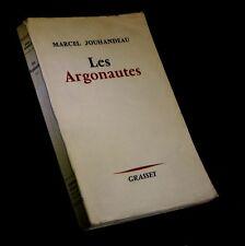 JOUHANDEAU (Marcel) - Les Argonautes. EO / SP.