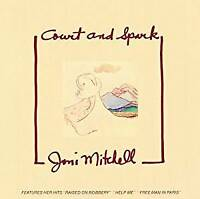 Joni Mitchell - Court And Spark (NEW CD)