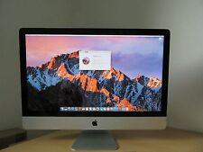 iMac 27 Zoll Quad-Core i7 2,8Ghz, 3TB HDD 8Gb RAM, ATI-Grafik