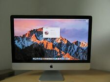 iMac 27 Zoll Quad-Core i5 2,66Ghz, 2TB FusionDrive 12Gb RAM TOP!