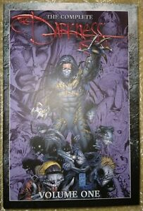 The Darkness Complete Collection Hardcover Vol. 1 Kickstarter Exclusive Signed