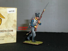 First Legion NAP0159 Prussian 11th Line Infantry Musketeer Charging Musket up