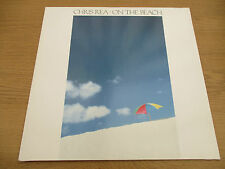 Chris Rea ‎– On The Beach    Vinyl LP Album 1986 Pop Rock    MAGNET - MAGL 5069
